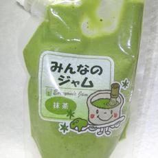 抹茶ミルクジャム