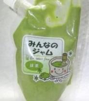 『抹茶ミルクジャム』みんなのジャム手作り無添加西尾市産抹茶180g