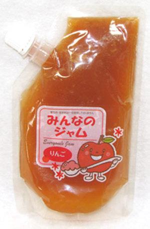 『りんごジャム』みんなのジャム手作り無添加ペクチン不使用低糖度180g