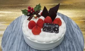 2019 クリスマスケーキ